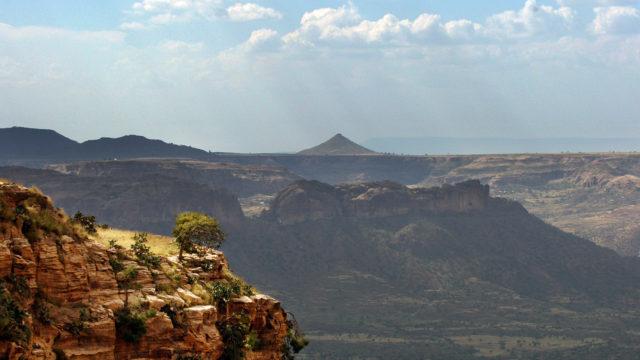 ethiopia hilltop